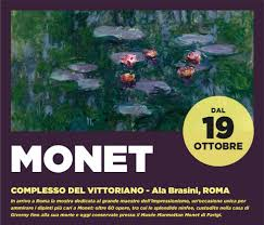 Monet in Rome at the Victorian Complex