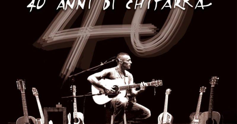 Alex Britti in concert in Rome